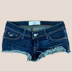 2/$18 Hollister / Jean / Shorts / Frayed Hem